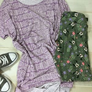 LuLaRoe Minnie Outfit